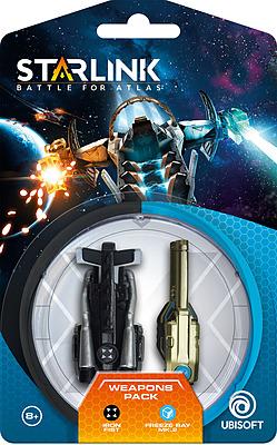 Einfach und sicher online bestellen: Starlink Weapons Pack Iron Fist & Freeze Ray in Österreich kaufen.