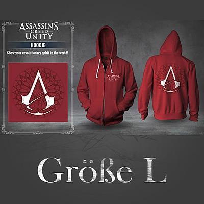 Einfach und sicher online bestellen: Assassin's Creed Hoodie L in Österreich kaufen.