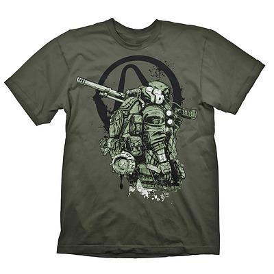 Einfach und sicher online bestellen: Borderlands 3 FL4K T-Shirt L in Österreich kaufen.