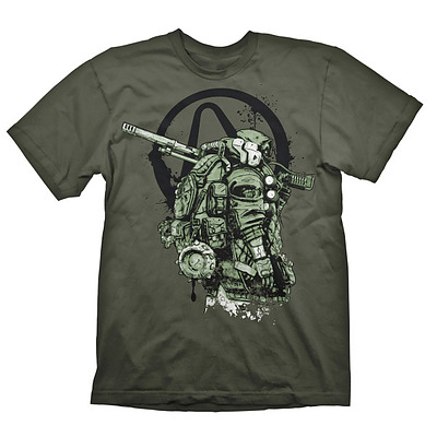 Einfach und sicher online bestellen: Borderlands 3 FL4K T-Shirt XL in Österreich kaufen.