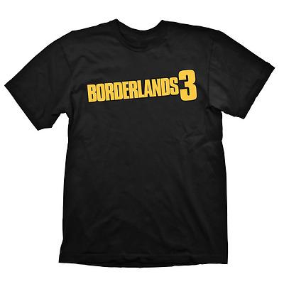 Einfach und sicher online bestellen: Borderlands 3 Logo T-Shirt XL in Österreich kaufen.