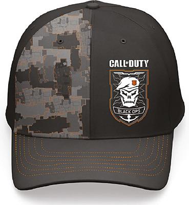 Einfach und sicher online bestellen: Call of Duty Black Ops 4 Camo Curved Bill in Österreich kaufen.
