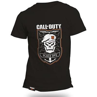 Einfach und sicher online bestellen: Call of Duty Black Ops 4 Rubber T-Shirt M in Österreich kaufen.