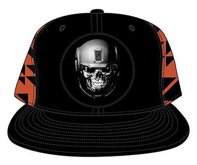 Einfach und sicher online bestellen: Call of Duty Snap Back Cap Know your Enemy in Österreich kaufen.