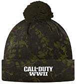 Einfach und sicher online bestellen: Call of Duty Grenade Print Beanie in Österreich kaufen.
