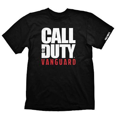 Einfach und sicher online bestellen: Call of Duty Vanguard T-Shirt Logo L in Österreich kaufen.