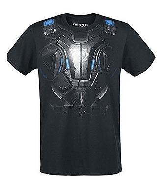 Einfach und sicher online bestellen: Gears of War 4 T-Shirt Armor L in Österreich kaufen.