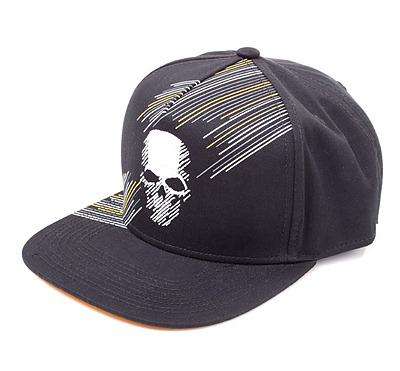 Einfach und sicher online bestellen: Ghost Recon Wildlands Snap Back Cap Skull in Österreich kaufen.