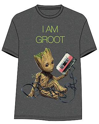 Einfach und sicher online bestellen: Guardians of the Galaxy Vol.2 T-Shirt Groot L in Österreich kaufen.