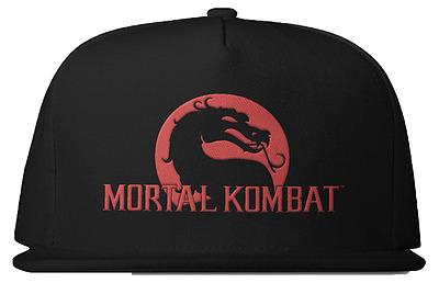 Einfach und sicher online bestellen: Mortal Kombat Dragon Snapback in Österreich kaufen.