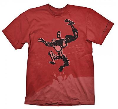 Einfach und sicher online bestellen: Recore T-Shirt Duncan Red M in Österreich kaufen.