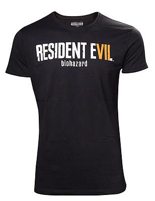 Einfach und sicher online bestellen: Resident Evil 7 biohazard T-Shirt Logo L in Österreich kaufen.