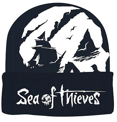Einfach und sicher online bestellen: Sea of Thieves Beanie Skull Logo in Österreich kaufen.