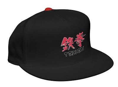 Einfach und sicher online bestellen: Tekken Black Snapback Cap in Österreich kaufen.