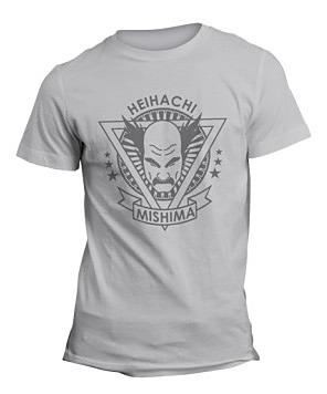 Einfach und sicher online bestellen: Tekken T-Shirt Heihachi Mishima L in Österreich kaufen.