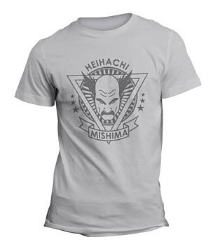 Einfach und sicher online bestellen: Tekken T-Shirt Heihachi Mishima M in Österreich kaufen.
