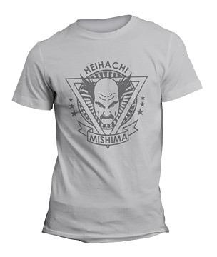 Einfach und sicher online bestellen: Tekken T-Shirt Heihachi Mishima S in Österreich kaufen.