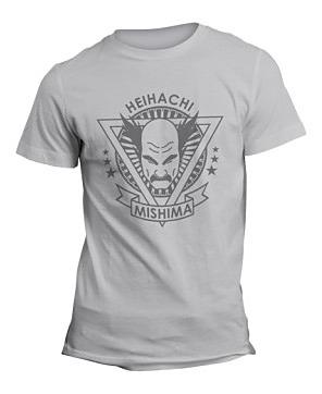 Einfach und sicher online bestellen: Tekken T-Shirt Heihachi Mishima XL in Österreich kaufen.