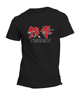 Einfach und sicher online bestellen: Tekken Original Logo T-Shirt L in Österreich kaufen.