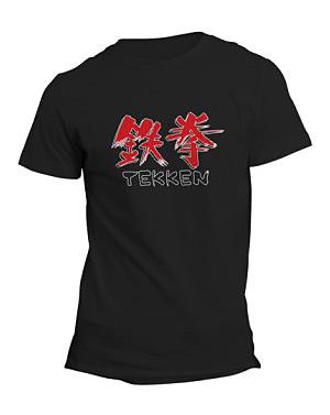 Einfach und sicher online bestellen: Tekken Original Logo T-Shirt M in Österreich kaufen.