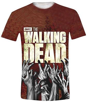 Einfach und sicher online bestellen: Walking Dead Sublimation T-Shirt Hands M in Österreich kaufen.