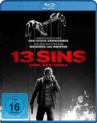 Einfach und sicher online bestellen: 13 Sins - Spiel des Todes in Österreich kaufen.