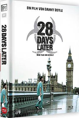 Einfach und sicher online bestellen: 28 Days Later Mediabook Cover B (DVD + Blu-ray) in Österreich kaufen.