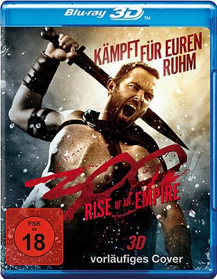 Einfach und sicher online bestellen: 300 - Rise of an Empire 3D in Österreich kaufen.
