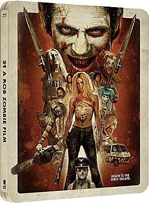 Einfach und sicher online bestellen: 31 - A Rob Zombie Film Steelbook Edition in Österreich kaufen.