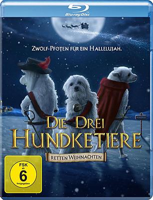 Einfach und sicher online bestellen: Die drei Hundketiere retten Weihnachten in Österreich kaufen.