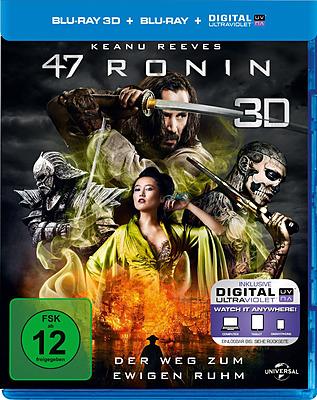 Einfach und sicher online bestellen: 47 Ronin 3D in Österreich kaufen.