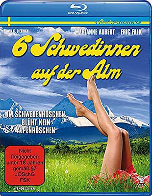 Einfach und sicher online bestellen: Sechs Schwedinnen auf der Alm in Österreich kaufen.