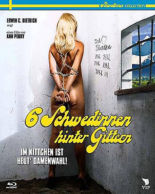 Einfach und sicher online bestellen: Sechs Schwedinnen hinter Gittern in Österreich kaufen.