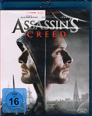 Einfach und sicher online bestellen: Assassin's Creed - Der Film in Österreich kaufen.