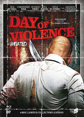 Einfach und sicher online bestellen: A Day of Violence uncut Cover B Collectors Edition in Österreich kaufen.
