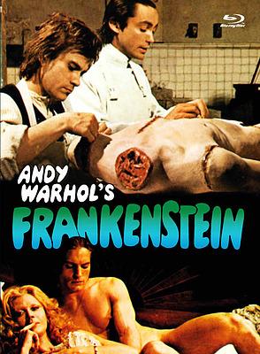 Einfach und sicher online bestellen: Andy Warhols Frankenstein Limited 333 Mediabook in Österreich kaufen.
