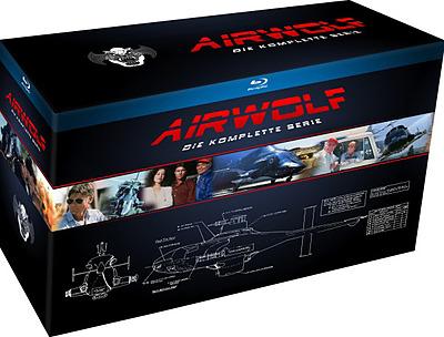 Einfach und sicher online bestellen: Airwolf - Die komplette Serie in Österreich kaufen.