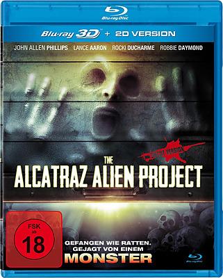 Einfach und sicher online bestellen: The Alcatraz Alien Project 3D in Österreich kaufen.