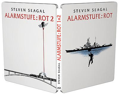 Einfach und sicher online bestellen: Alarmstufe: Rot 1 & 2 Limited Steelbook in Österreich kaufen.