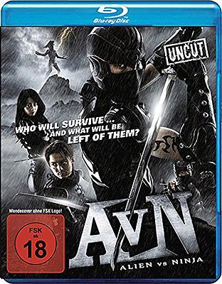 Einfach und sicher online bestellen: Alien Vs. Ninja in Österreich kaufen.