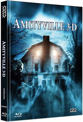 Einfach und sicher online bestellen: Amityville 3 Limited 333 Mediabook Cover A in Österreich kaufen.