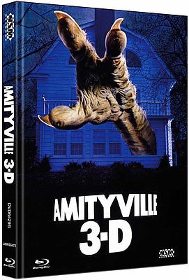 Einfach und sicher online bestellen: Amityville 3 Limited 333 Mediabook Cover B in Österreich kaufen.