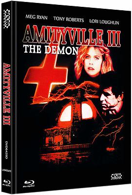 Einfach und sicher online bestellen: Amityville 3 Limited 333 Mediabook Cover D in Österreich kaufen.