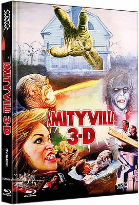 Einfach und sicher online bestellen: Amityville 3 Limited 333 Mediabook Cover E in Österreich kaufen.