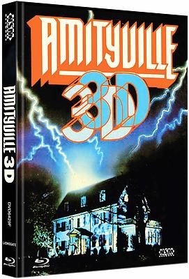Einfach und sicher online bestellen: Amityville 3 Limited 333 Mediabook Cover F in Österreich kaufen.