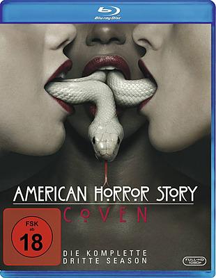 Einfach und sicher online bestellen: American Horror Story - Season 3: Coven in Österreich kaufen.