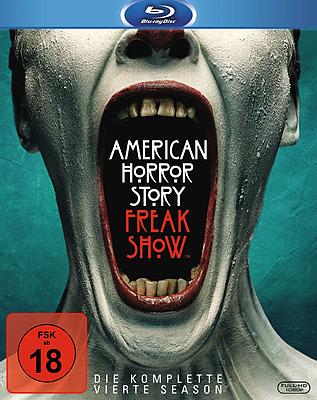 Einfach und sicher online bestellen: American Horror Story - Season 4: Freakshow in Österreich kaufen.