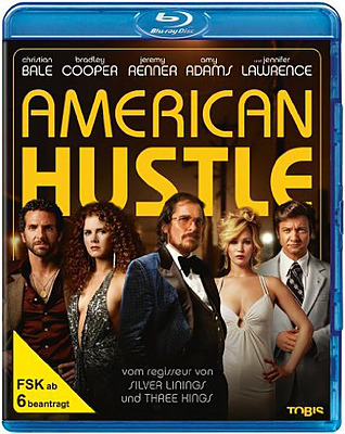 Einfach und sicher online bestellen: American Hustle in Österreich kaufen.