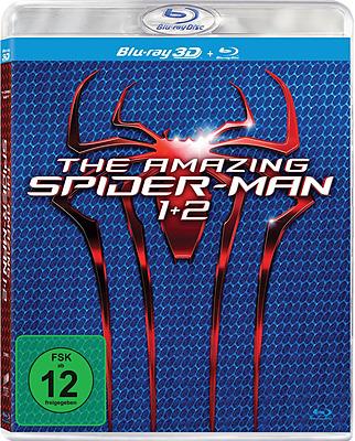 Einfach und sicher online bestellen: The Amazing Spider-Man 1 & 2 Rise of Electro 3D in Österreich kaufen.