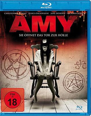 Einfach und sicher online bestellen: Amy - Sie öffnet das Tor zur Hölle in Österreich kaufen.